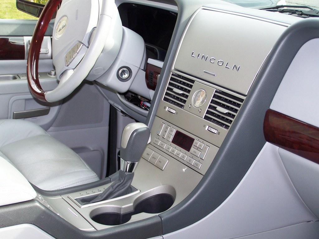 Lincoln Aviator Interior Colors
