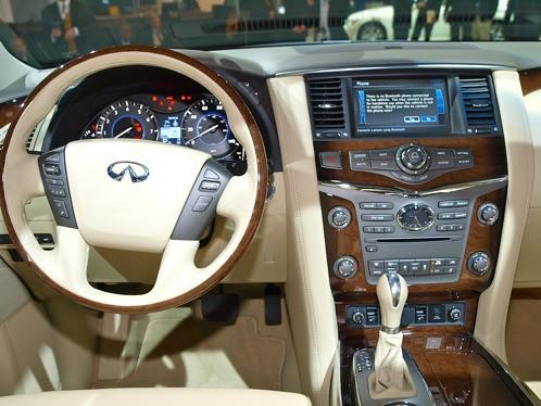 2011 Infiniti Qx56 Interior 1 Automotive Rhythms