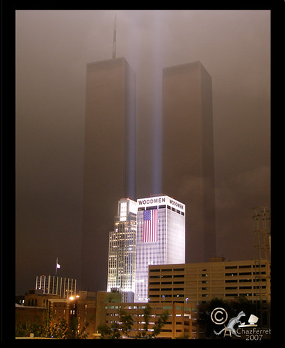 Never Forget World Trade Center Good Shot Of The 2006
