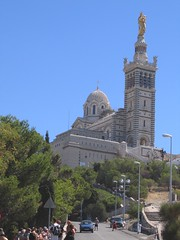 Basilique Notre Dame de La Garde, Marsiglia