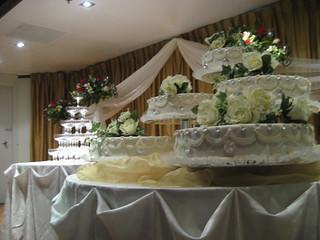 Wedding Cake Fountain Uk