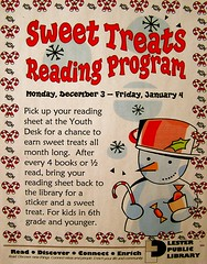 Sweet Treats | by Lester Public Library