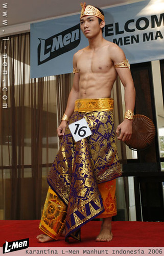 Indonesian Fashion Men