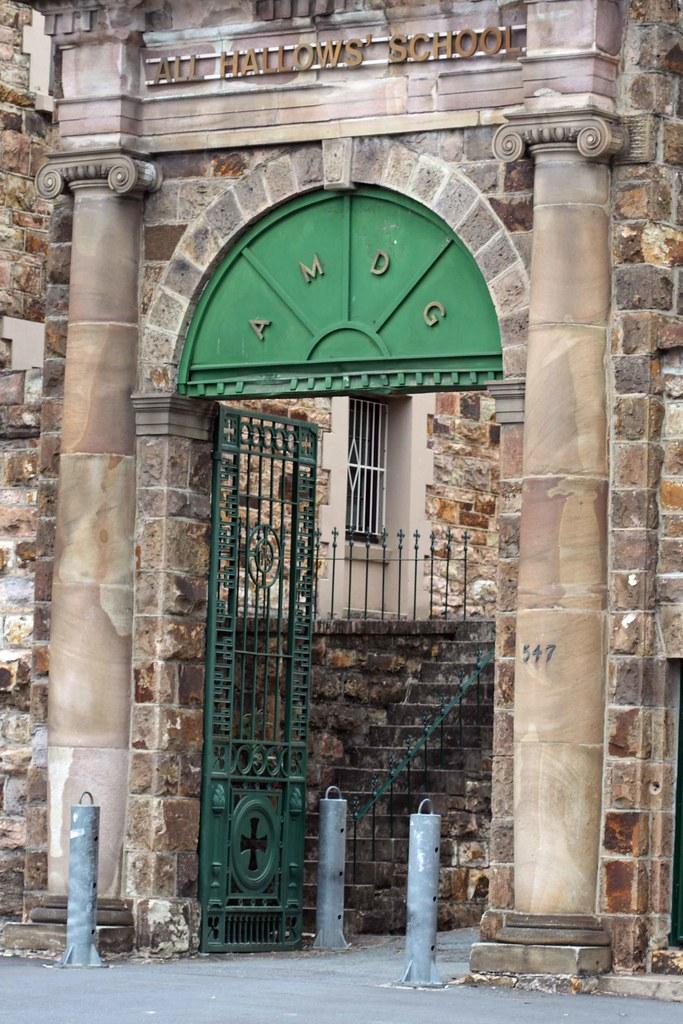 All Hallows Gate