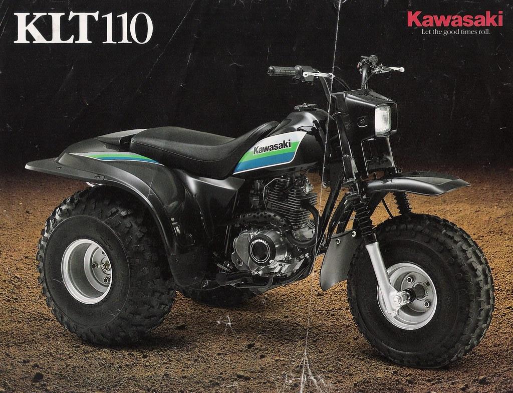 Kawasaki   Wheeler