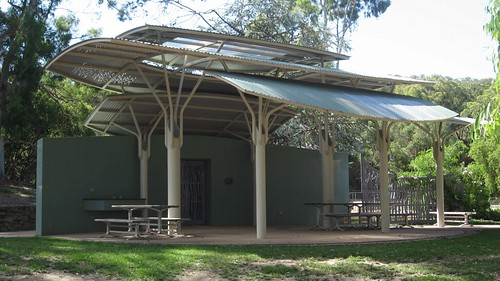 Innovative Mobile Shelter : Innovative shelter design national botanic garden