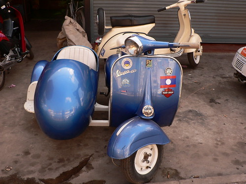Vespa New Vehicle