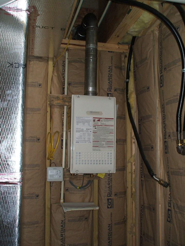 nortiz gas on demand hot water heater freeman gas our prop flickr. Black Bedroom Furniture Sets. Home Design Ideas
