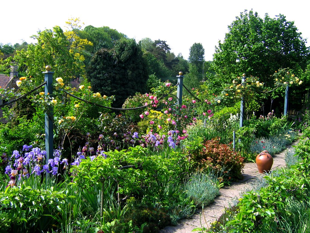 Highgrove Garden Tour Directions