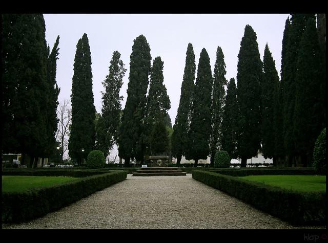 Giardino giardino dello castello di conegliano um for Giardino 3d gratis italiano