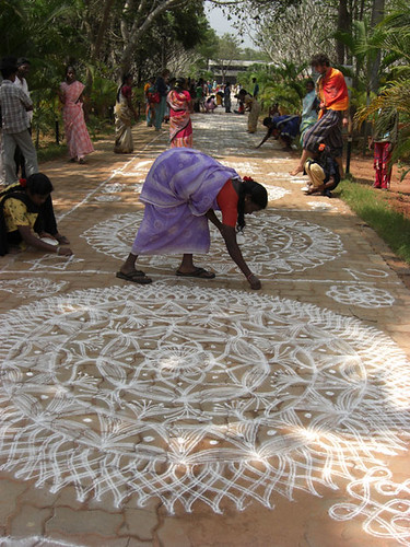 kolam_fest_live_0164w | by Manohar_Auroville