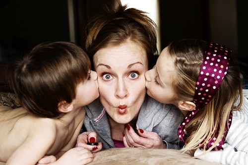 Mommy Sandwich - Week 2 my kids & me | by ~PhotograTree~