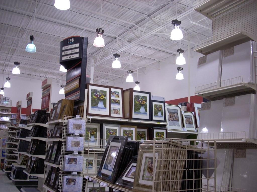 Michaels Arts Crafts Interior