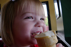 Happiness is ice cream | by Jason's Deli