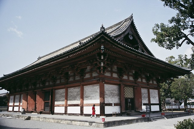 Ko Do Lecture Hall T Ji T Ji Is A Buddhist Temple Flickr Photo Sharing