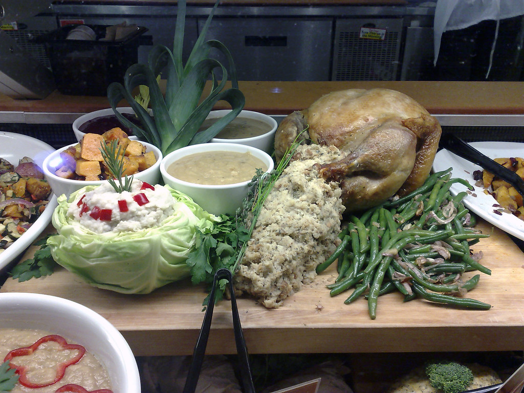 Whole Foods Thanksgiving Tofurkey
