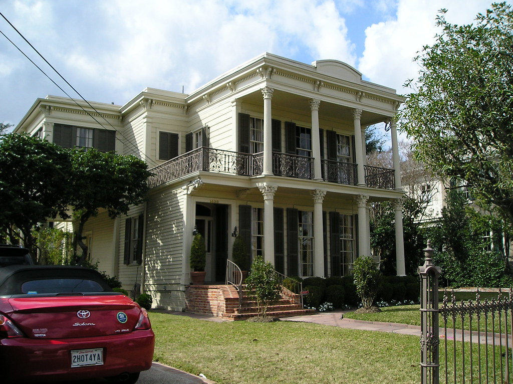 Image Result For Garden District New Orleans House