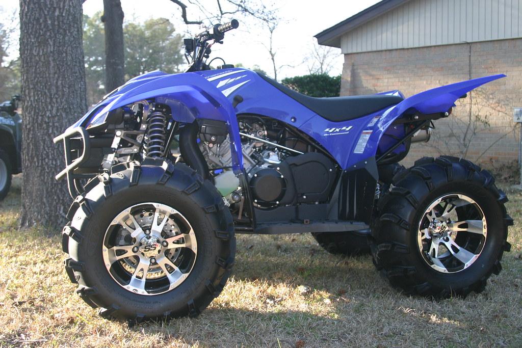 Yamaha Wolverine Atv