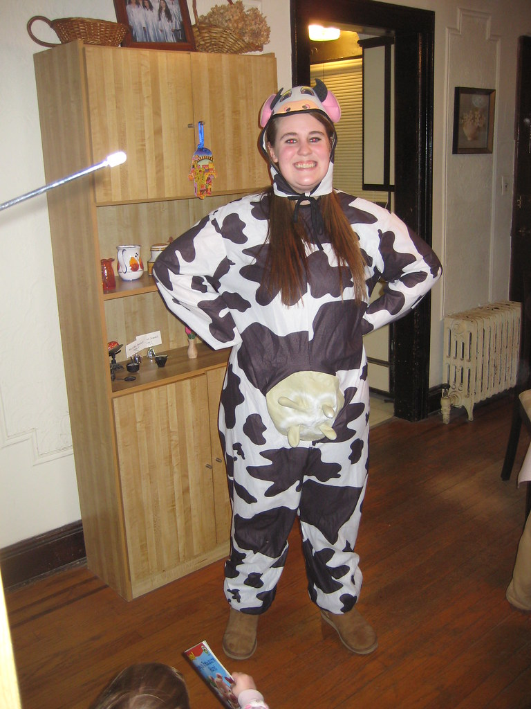 Cow costume | by gogogadgetscott Cow costume | by gogogadgetscott  sc 1 st  Flickr & Cow costume | Scott | Flickr