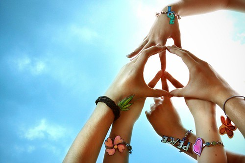 Peace & Love | by Fer Gregory