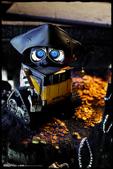 WALL·E and his Gold | by EdwardLee's collection
