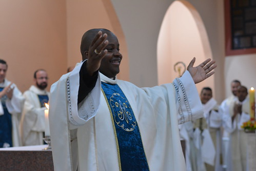 Missa de posse do Padre Fábio Rosário