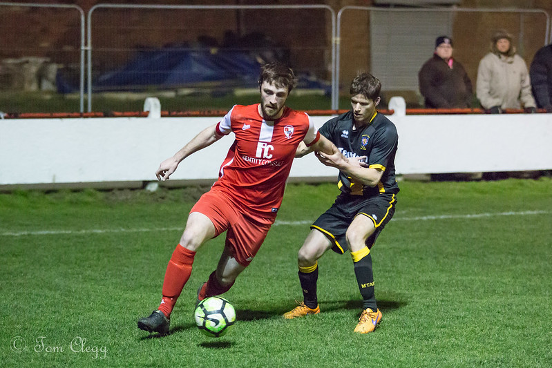 Shildon AFC 2 v 2 Morpeth Town AFC ENL1 22nd Feb 2017