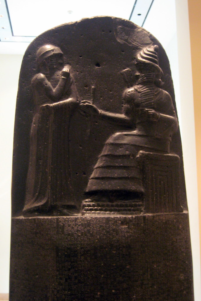 File:Laws of Hammurabi, King of Babylonia.djvu