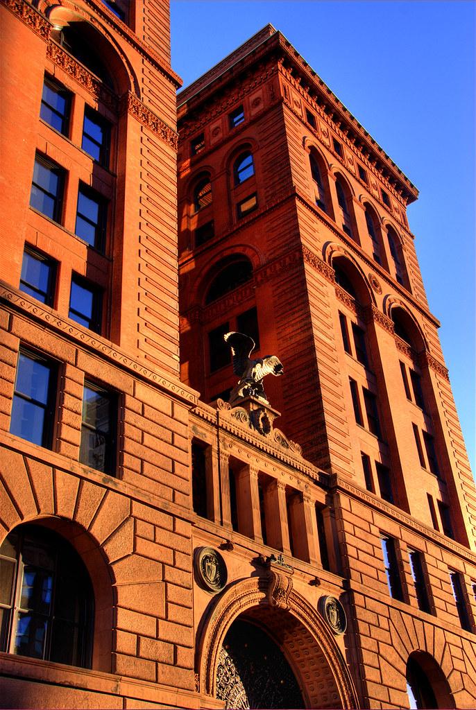 Omaha national bank building the omaha national bank for Architecture firms omaha ne
