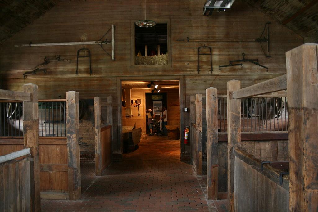 horse barn interior taken at the biltmore asheville nc melissa kate zoe dean flickr