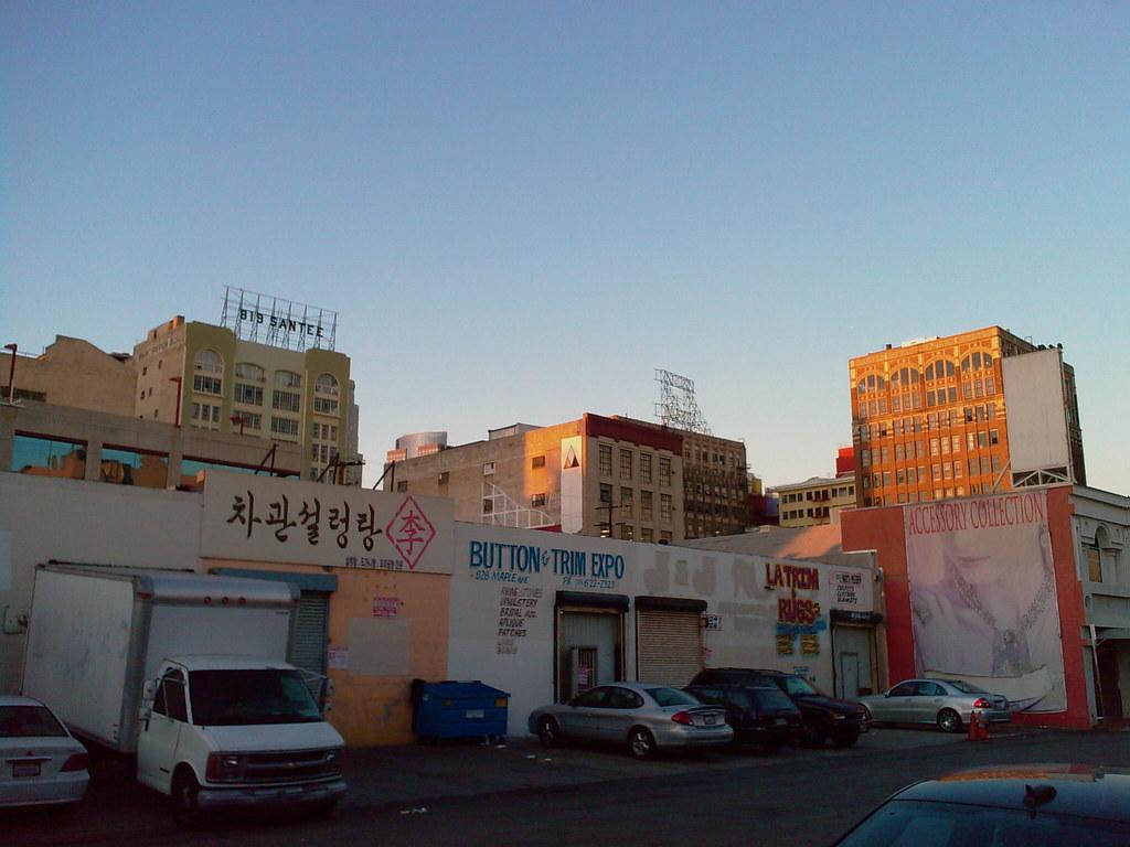 Downtown Fashion District Jobs