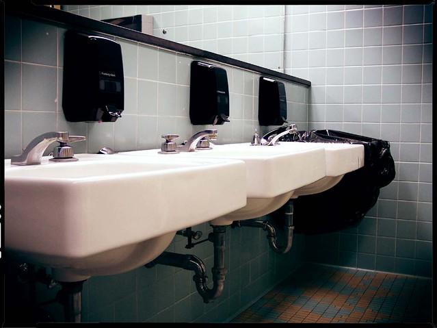 100 5192 women 39 s bathroom 3rd floor west tower wells for 100 floors 3rd floor