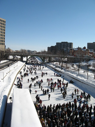 rideau canal at winterlude warriormare flickr
