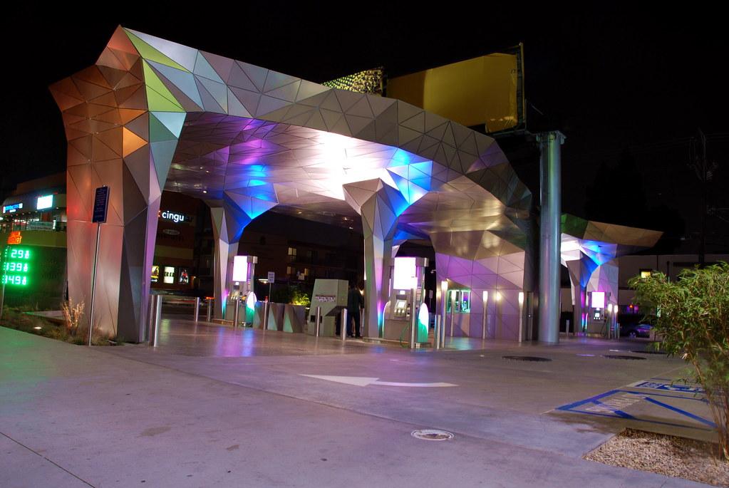 Gas Station Finder >> Helios House, Nader Tehrani & Monica Ponce de Leon, Office… | Flickr