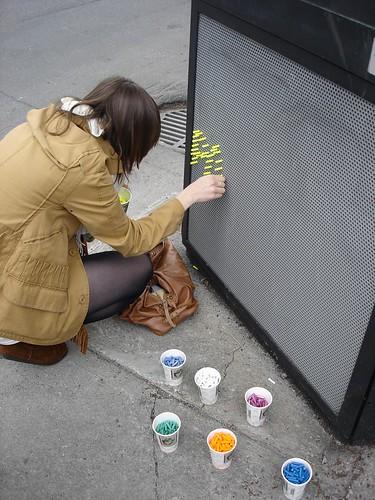 Design International Urban Interventions Student Work As