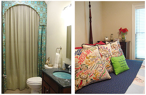 Bath Cornice Box Shower Curtain Ebabeyvt Flickr