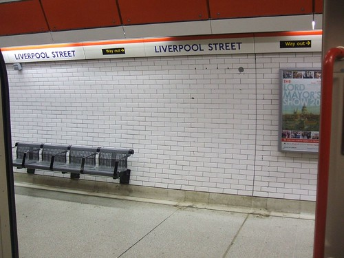 Liverpool Street (Central) | by Sparkyscrum