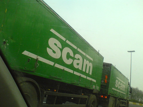 The scam truck | by jepoirrier