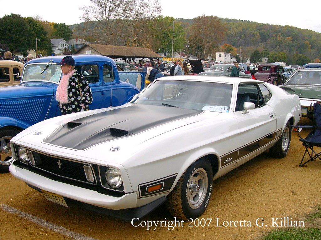 Early 70s ford mustang by peachhead 5000000 views