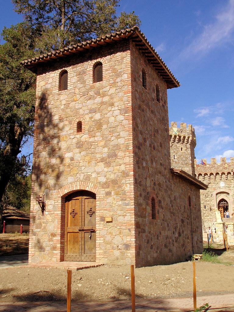 Dsc20199 Castello Di Amorosa Winery Napa Valley Califor