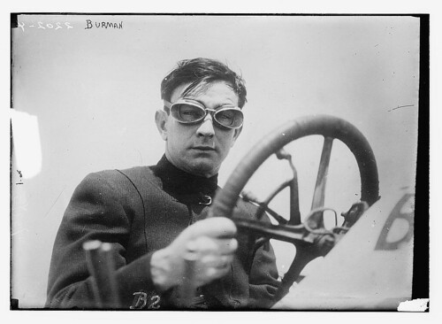 [Bob Burman, race car driver]  (LOC) | by The Library of Congress