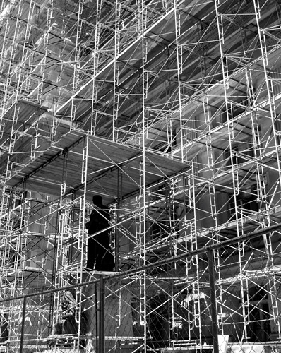 Scaffolding: Not just for construction workers anymore | by kevin dooley