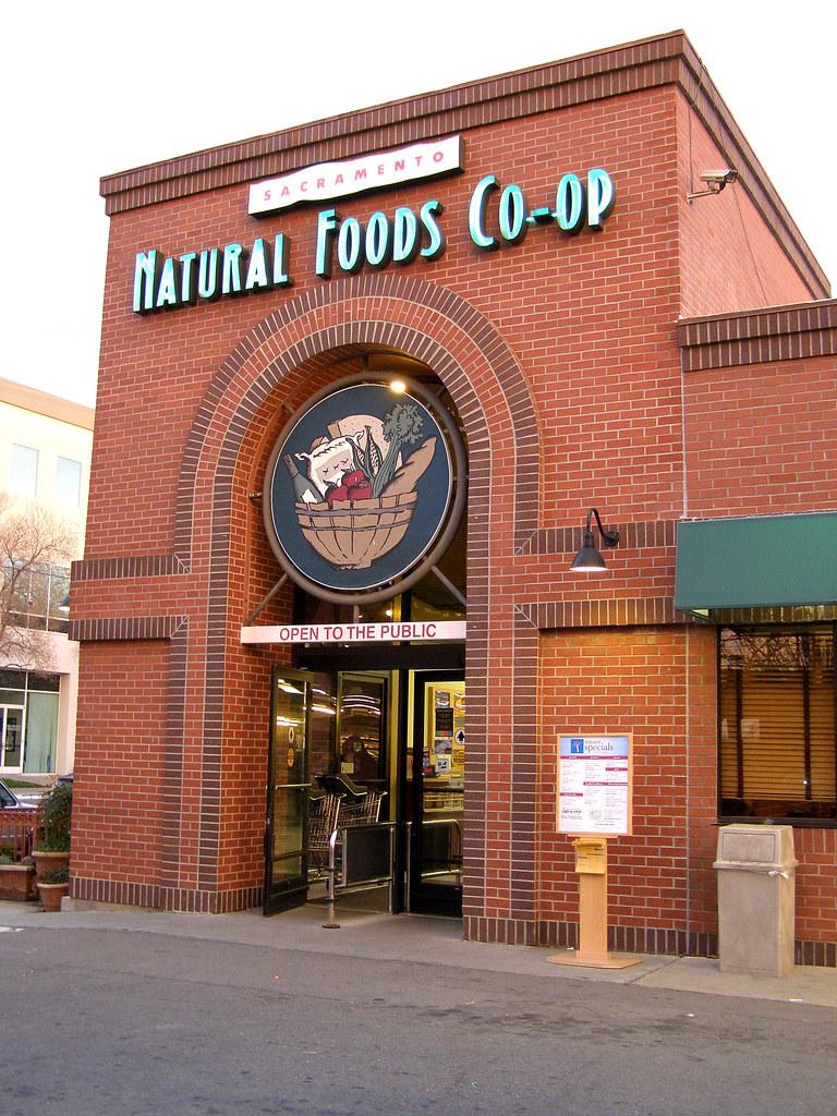 Sacramento Natural Foods Co Op Cookie Recipe