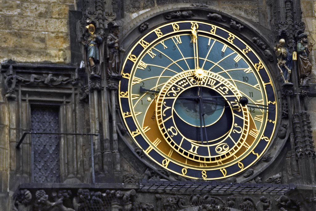 Astrotime Renaissance Clock Soon After The Invention Of