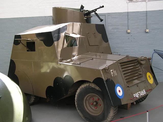 Iwm Duxford 0464 Wwii British Standard Beaverette