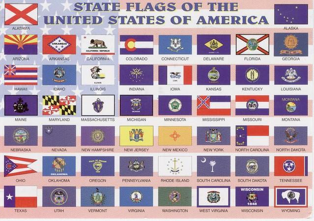 usa state flags jocelyn flickr