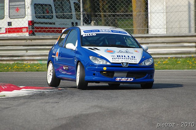 z 206 monza pizza - photo#28