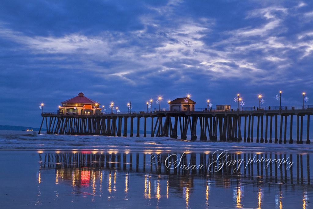 Huntington Beach Pier Surf Report