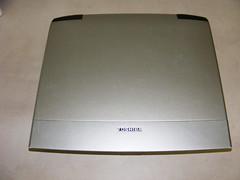 Toshiba Portege 4010 Closed