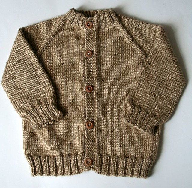 Top Down Seamless Raglan Baby Sweater I Finally Finished